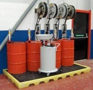 Garage Installations - Lubricants SW