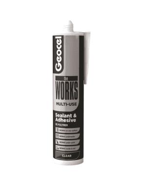 Geocel the works - 310ml Cartridge - Lubricants SW