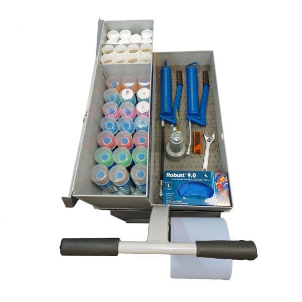 Lube Cart - Lubricants SW 5