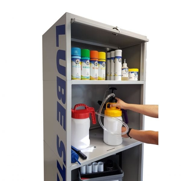 Lube Station - Lubricants SW 5