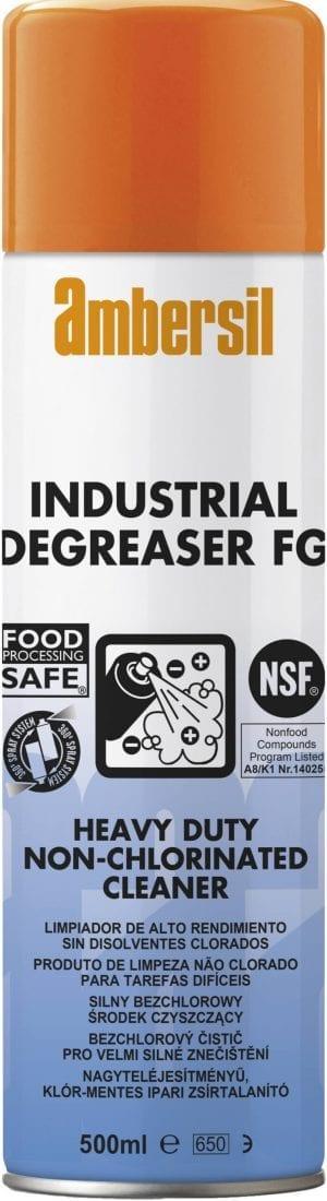 Ambersil Industrial Degreaser FG