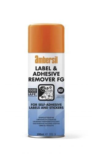 Ambersil Label & Adhesive Remover FG