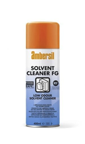 Ambersil Solvent Cleaner FG