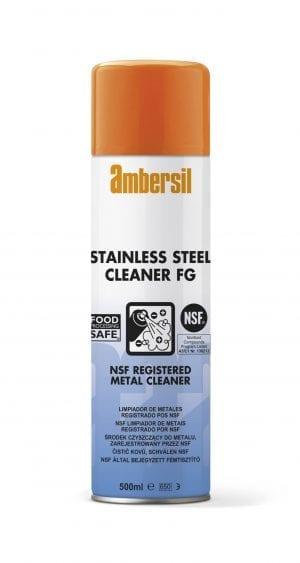 Ambersil Stainless Steel Cleaner FG