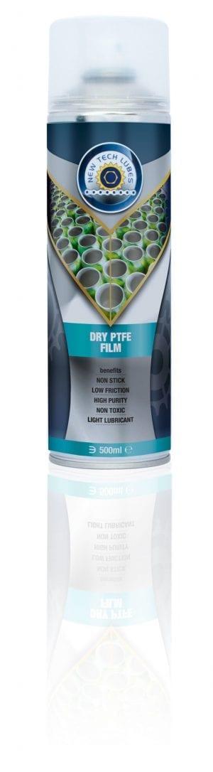 Dry PTFE Film Aerosol