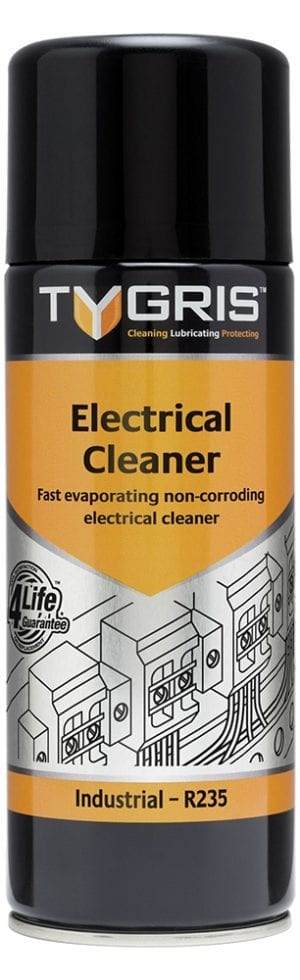 R235 Electrical Cleaning Solvent Aerosol