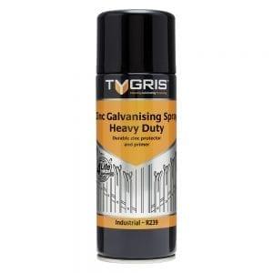 R239 Heavy Duty Zinc Galve Spray Aerosol