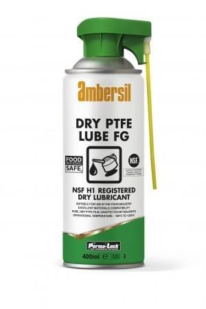 Ambersil Dry PTFE Lube FG