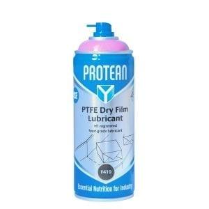 F410 PROTEAN PTFE Dry Film Lubricant