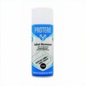 F424 PROTEAN Label Remover