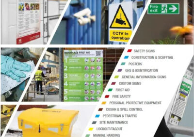 the 2019 safety catalogue - downloadable resources - lubricants south west