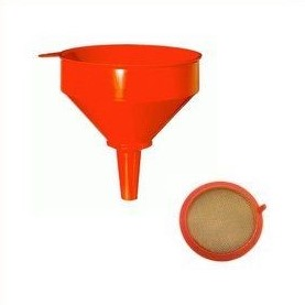 Chemical and Oil Resistant Funnels