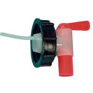 "3/4""BSP Aeroflo Polyethylene Drum Taps"