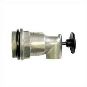 """2""""BSP Aluminium Self-Closing Barrel Tap"""