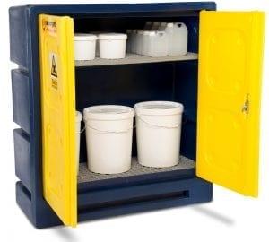 ChemCube Plastic Storage Cabinets