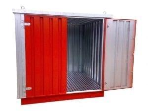 FlamStor Collapsible Hazardous Storage Unit
