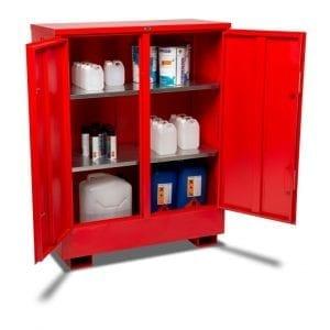 FlamStor Cabinet Hazardous Storage Unit