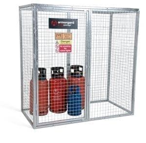 Gorilla Gas Bottle Storage