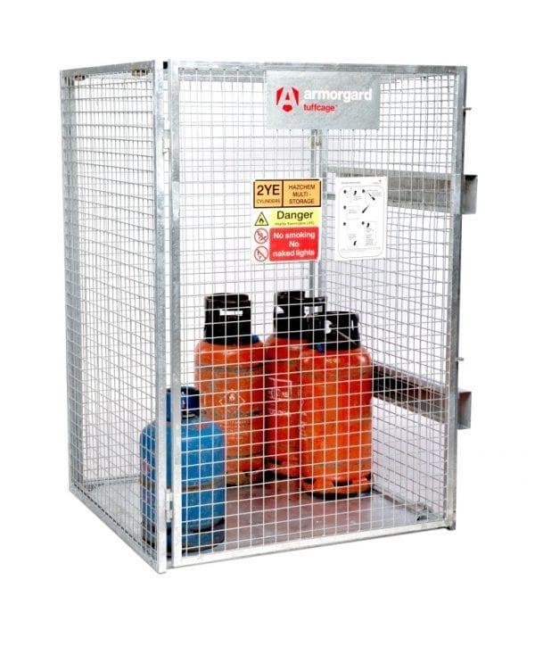 TuffCage Gas Bottle Storage