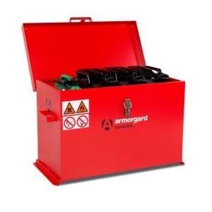 TransBank Mobile Flammable Storage Unit