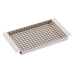 Galvanised Steel Drip Trays with Mesh
