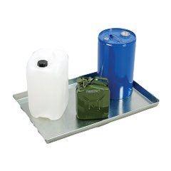 Galvanised Steel Drip Trays - 10 - 30 Litre