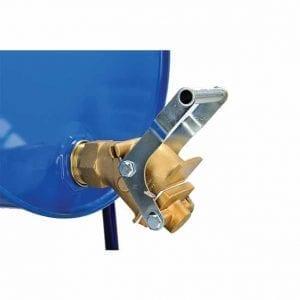 "2""BSP Self-Closing Brass Barrel Tap"