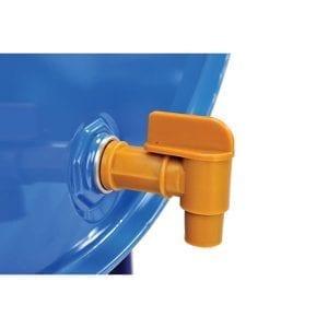 "3/4""BSP Polyethylene Barrel Tap"