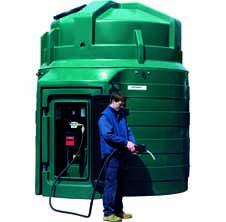 BioFuel Storage & Dispensing