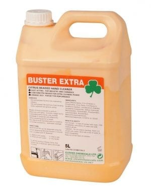Buster Extra Citrus Beaded Hand Cleaner