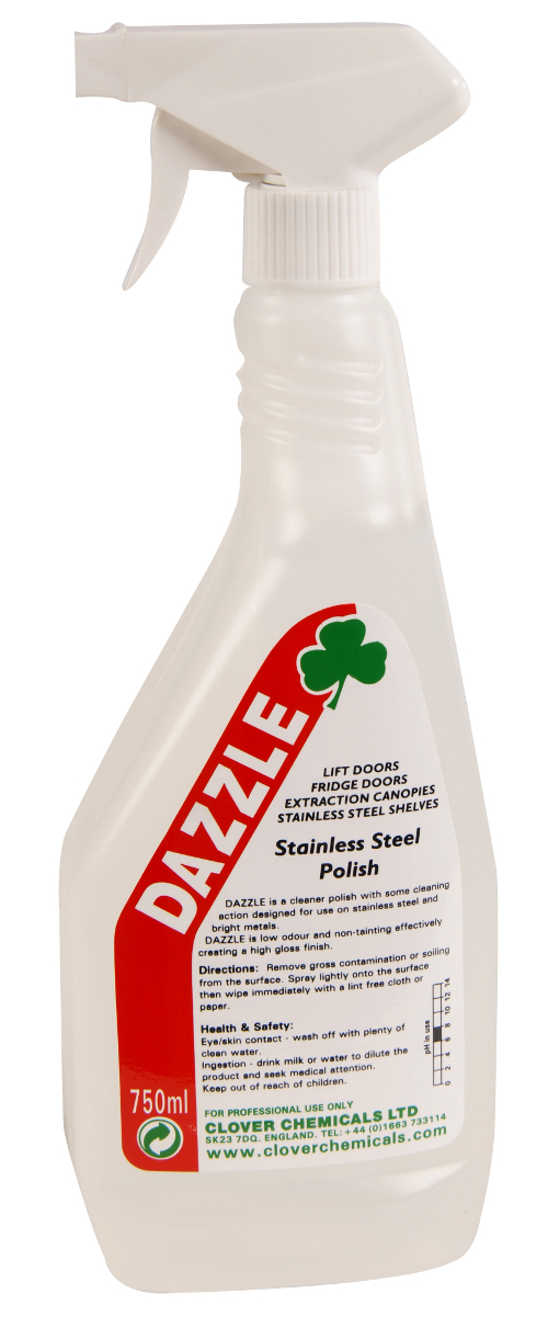 Dazzle Stainless Steel Cleaner/ Polisher