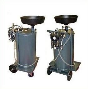 Diaphragm Pump Suction Waste Oil Drainer