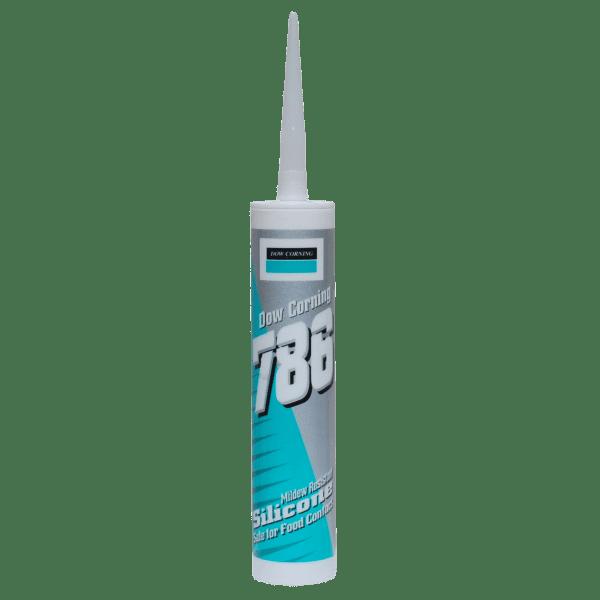 Dow Corning 786 Mildew Resistant Silicone Sealant