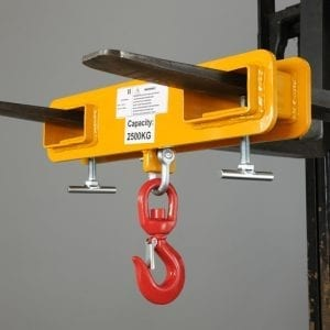 Forklift Truck Attachment Lifters