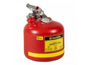 Justrite(R) Steel Type I Safety Cans