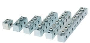 Grease Manifold Battery Blocks