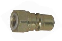Male Quick Release Coupling for Grease