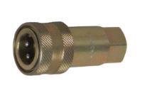 Female Quick Release Coupling for Grease
