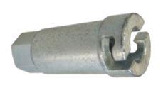 Bayonet Grease Connector