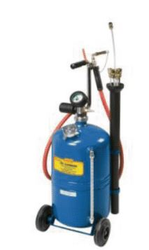 Portable Air Operated Waste Oil Drainer