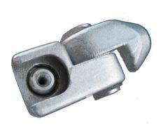 Slide-On Grease Connector with Knuckle Joint
