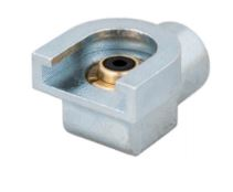 Push-On Lubrication Connector