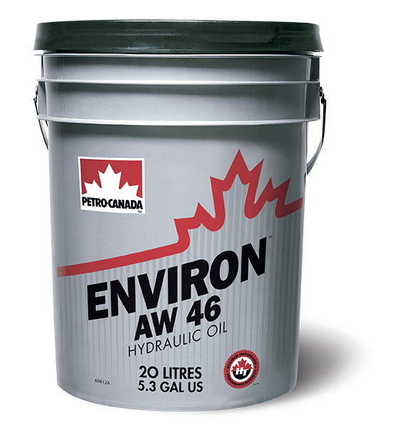 Environ AW Biodegradable Hydraulic Oil