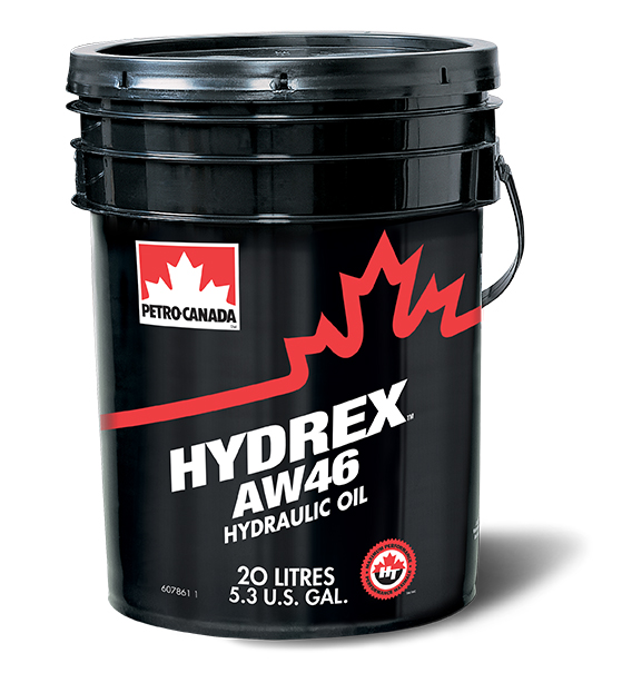 Hydrex AW Hydraulic Oil