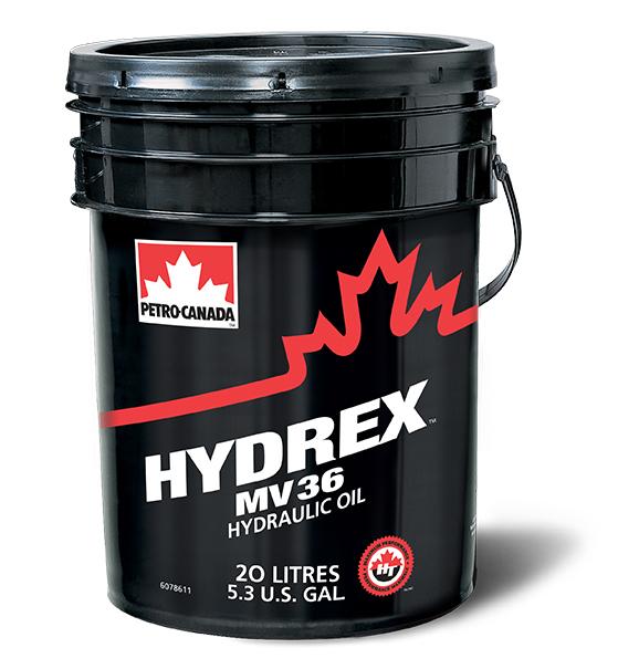 Hydrex MV HVI Hydraulic Oil