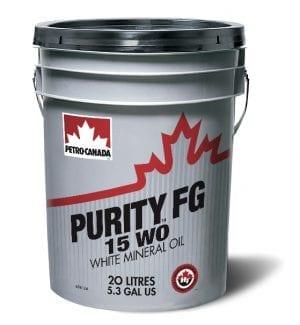 Purity FG White Oils