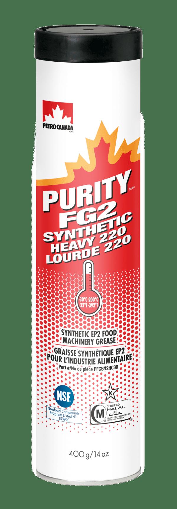 Purity FG2 Synthetic Heavy 220