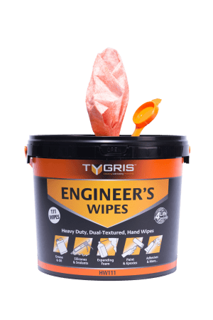 Tygris Engineer's Wipes