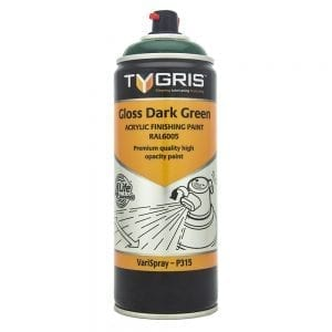 P315 Gloss Dark Green Vari-Spray Paint