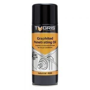 R209 Graphite Penetrating Oil Aerosol